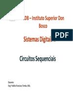 Sistemas Digitais II - Circuitos Sequenciais