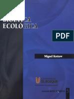 Bioetica Ecologica