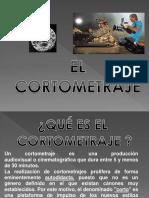 CORTOMETRAJE.pptx