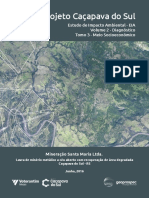 EIA Projeto Cacapava Do Sul Vol 2 Tomo3 Socioeconomia