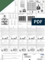 Caracteristicas del medidor de GAS marca Madas