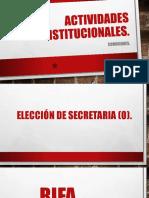 FORMATO DE REUNION