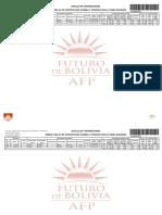 planilla modelo AFp