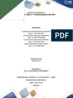 Fase 3 - Desarrollo de La Actividad Contaminación Del Aire