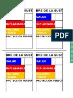 ROTULADO-ETIQUETADO MATPEL (HMIS III)