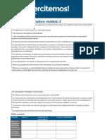 Actividad  ADMINISTRATIVO API2