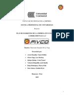 Plan Estrategico Fivco