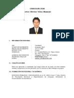 Curriculum Vitae - Lima