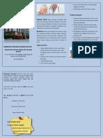 Leaflet Menopause Geriatri