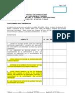 Cuestionario de Vigilancia o Monitoreo (LISTO)