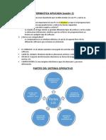 Informatica Aplicada(Sesion 1)
