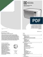 Manual Microondas Electrolux