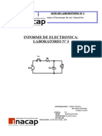 Informe de Electronica