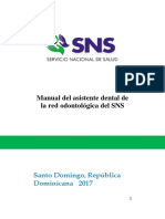 Manual Asistente Dental SNS