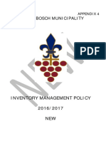 Appendix 4 - 28 Budget and Related Policies