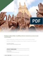 Gobiernos de Alvaro Uribe y Juan Manuel Santos Tra