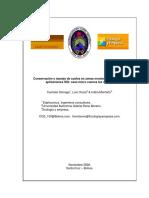 Conservacin y Manejo de Suelos en Zonas Erosionadas Mediante Aplicaciones SIG Caso Micro Cuenca Los Negros. Osinaga.C