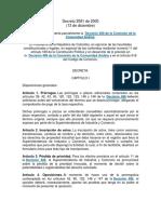 Decreto 2591 de 2000