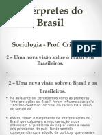 Intérpretes Do Brasil Aula 2