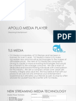 Apollo Media Player