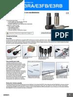 e3fa - Sensor Fotoelectrico