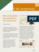 recursos para la enseñanza de la historia
