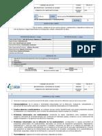 Acta Comite Institucional Tecno y Farma