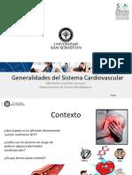 Clase 05 Generalidades Del Sistema Cardiovascular_DBIO1050