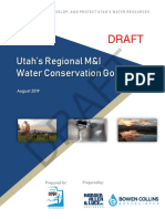Regional Water Conservation Goals Public Review