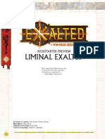 Exalted Third Edition Liminals Kickstarter Preview (8717507)
