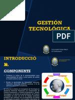 Presentacion-gestion Tecnologica Actualizado