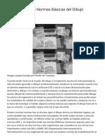 ¿Cuáles Son Las Normas Básicas Del Dibujo Técnico_ - CAD2X3