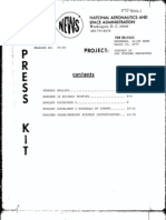 Mariner 10 3rd Mercury Encounter Press Kit