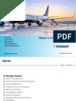 Ryanair Company Analysis