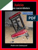 Juicio de los sacerdotes - Pedro de Calatayud