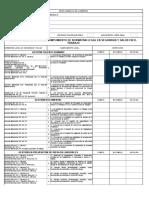 Formato de Inspección Micro Empresa
