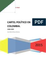 Cartel Politico en Colombia