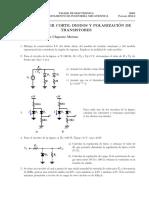 2018-2 Taller (Primer Corte) - Diodos Polarizacion de Transistores