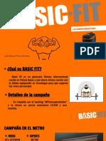 Basic Fit - Merketing