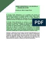 EL FORRAJE VERDE HIDROPÓNICO Y SU USO EN LA CRIANZA DE CUYES.docx