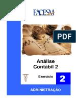 Apostila Aco 2-Exercício - Capítulo 1