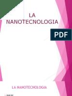 La Nanotecnologia