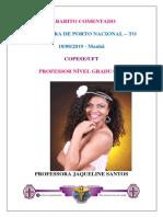 Gabarito Comentado - Copese - Uft - PDF