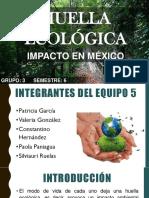 PPT huella ecológica