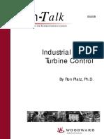 controle de turbina