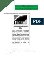 Proyecto Medio Ambiente