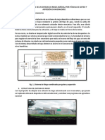 Automatización de Un Sistema de Riego Agrícola Por Técnica de Goteo y Aspersión en Invernadero