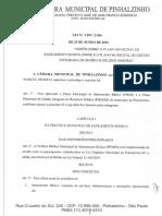 Lei de Pinhalzinho