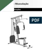 3263 - Manual Usu Rio Esta o de Muscula o Force