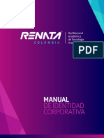 Manual Identidad Corporativa Renata